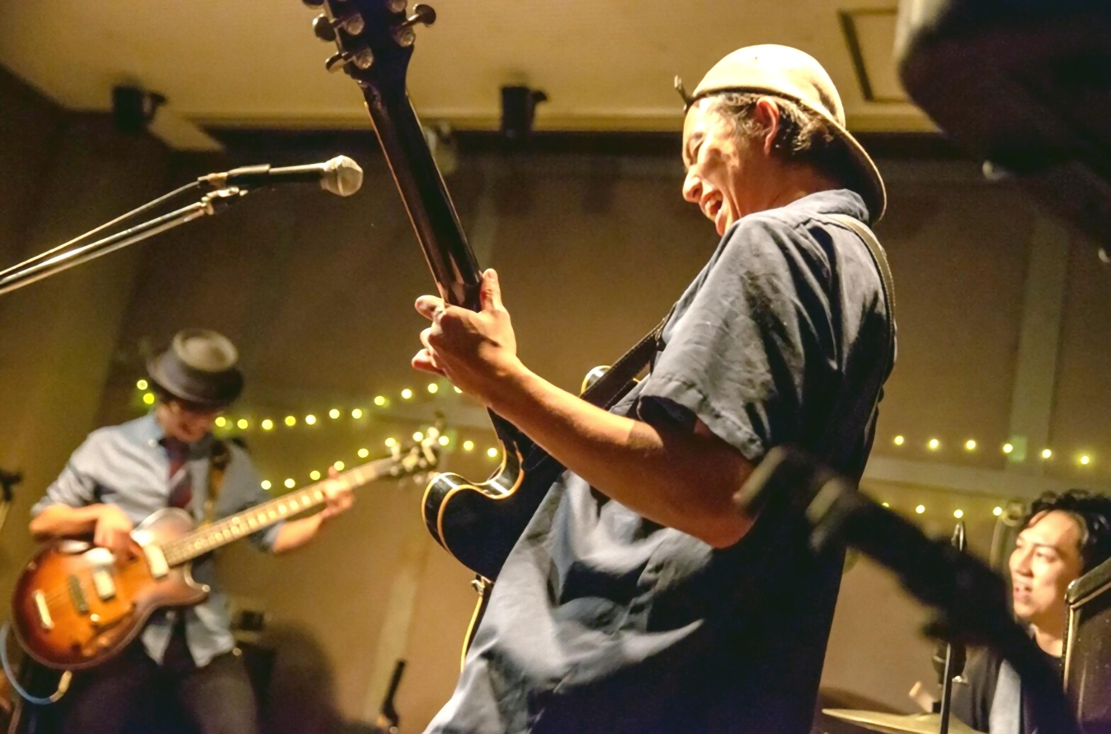 ギター教室奈良